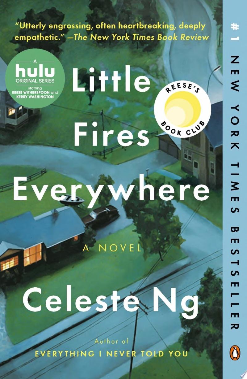 "Image for ""Little Fires Everywhere"""
