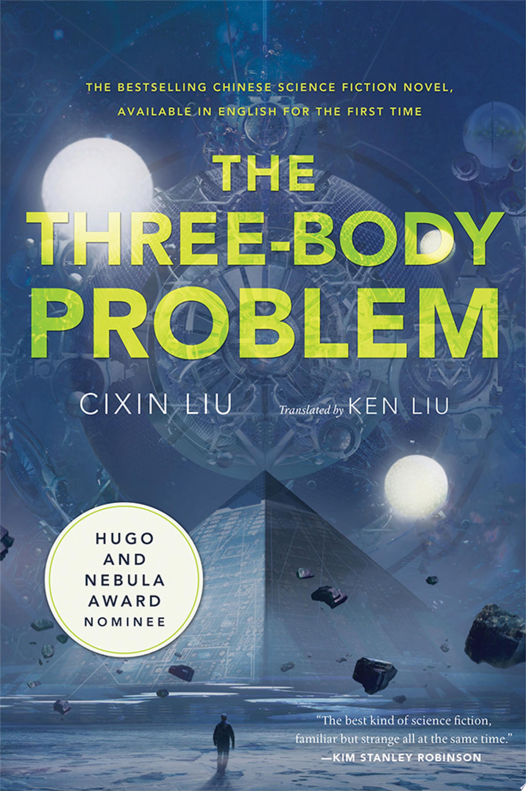 "Image for ""The Three-Body Problem"""