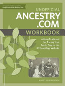 "Image for ""Unofficial Ancestry.com Workbook"""