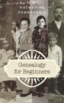 "Image for ""Genealogy for Beginners"""