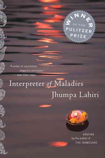 "Image for ""Interpreter of Maladies: stories"""