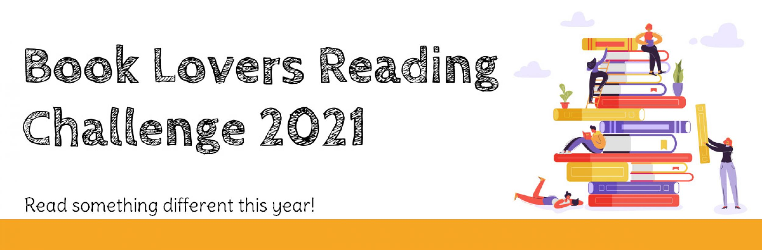 Book Lovers Reading Challenge 2021
